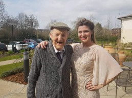 Care home entertainment for hire